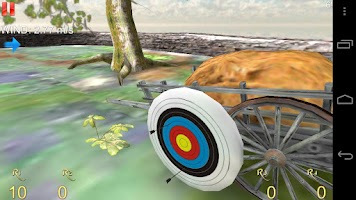 Screenshot of Longbow - Archery 3D Lite