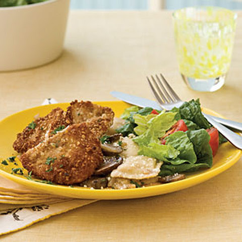Chicken Cutlets With Pecan Sauce Recipes — Dishmaps