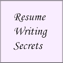 Resume Writing Secrets icon