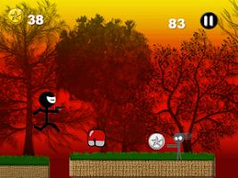 Screenshot of Line Zombie Counter Strike Gun