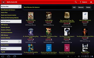 Screenshot of Netflix Guide HD