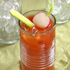 Three-Spice Bloody Mary