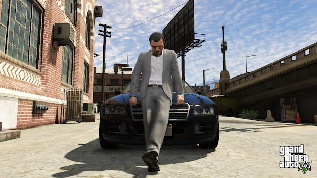 GTA V busts the billion dollar mark in just three days
