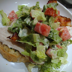 Cook the Book: Deconstructed Club Sandwich Salad