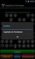 Screenshot of Qizzle pack pays du monde