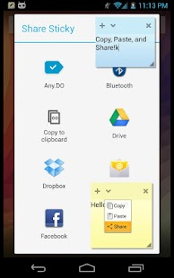 Free Download Floating Stickies APK for Samsung