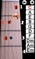 Screenshot of Learn Guitar Chords