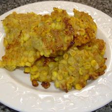 Thai Sweetcorn Fritters