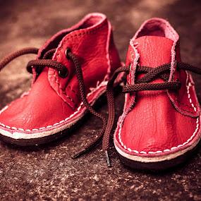 Little Roché's Shoes by Pierre Vee - Artistic Objects Still Life ( , artistic, object )
