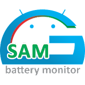 GSam Battery Monitor Pro Icon