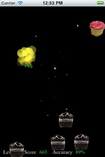 Cupcakes In Space - screenshot
