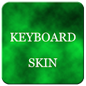 Green Foggy Keyboard Skin icon