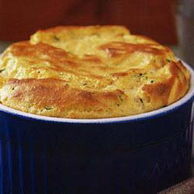 Broccoli Soufflé