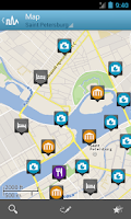 Screenshot of St. Petersburg Travel Guide