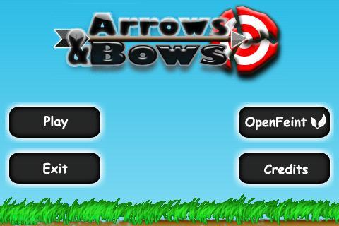 Arrows Bows