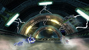 Screenshot of Riptide GP
