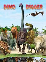 Screenshot of Dino Digger