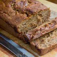 Coffee Caramel Banana Bread