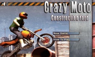Screenshot of Crazy Moto Racing HD