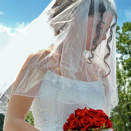 by Jeff Fox - Wedding Bride