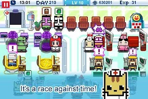 Screenshot of Pixel Hospital