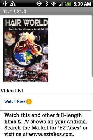Hair World Documentary