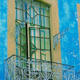 mexican window by Lin Nyuk - Buildings & Architecture Other Exteriors ( window;mexico,  )
