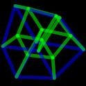 4D Hypercube LWP icon