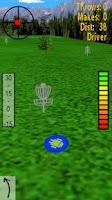 Screenshot of Droid Disc Golf