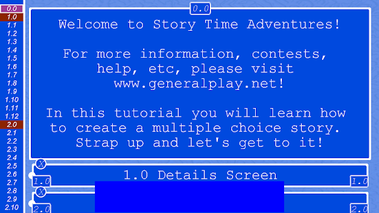 Story Time Adventures LITE - screenshot