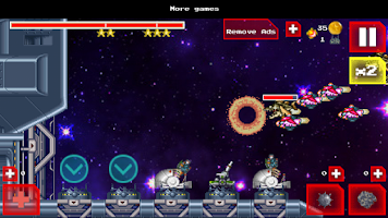 Screenshot of Alien Assault Tower Defense TD