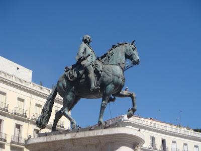 Estátua Equestre de Carlos III