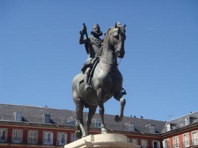 Estátua Equestre de de Filipe III