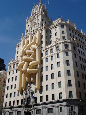 Edifícios da Gran Vía