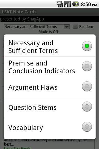 教育必備APP下載 LSAT Note / Flash Cards 好玩app不花錢 綠色工廠好玩App