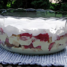 Watermelon Creme Trifle