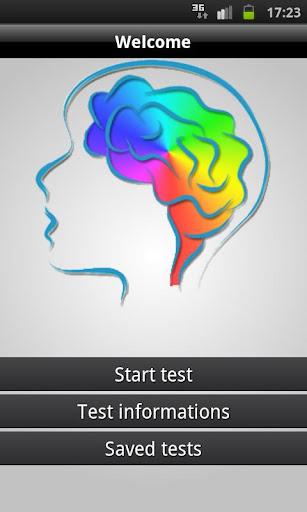 MindColors Test