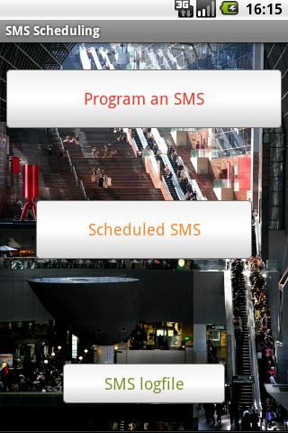 SMS Text Message Scheduling