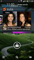 Screenshot of Sulia QuickLaunch