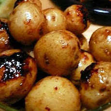 Korean Seasoned Potatoes (ᄴ8;Ᏼ8; ᐋ2;&