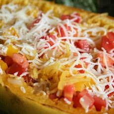 Spaghetti Squash With Tomatoes