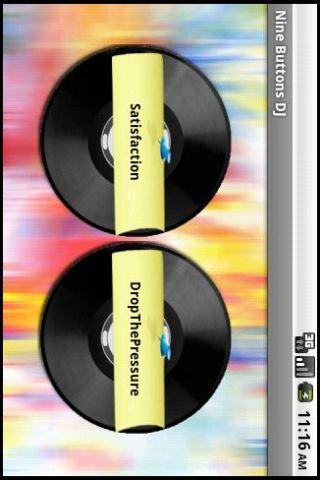 Nine Buttons DJ Lite