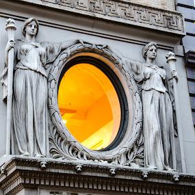 beautiful window by Nesrine el Khatib - Buildings & Architecture Architectural Detail ( belle fenêtre,  )