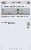 Screenshot of Navitel