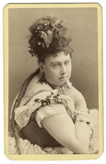 George Knottesford Fortescue, ca. 1875