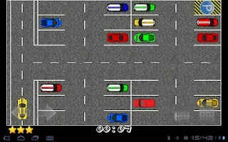 Screenshot of Parking Fury