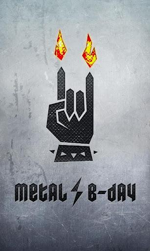 Metal BDay
