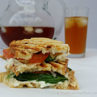Chicken And Spinach Panini Recipes