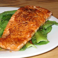 Applebee's Honey Pepper Sauce for Salmon(Copycat)