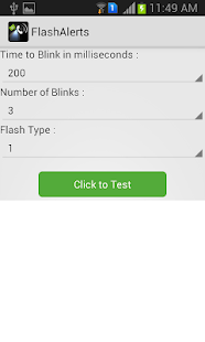 Download Flash Alerts APK on PC